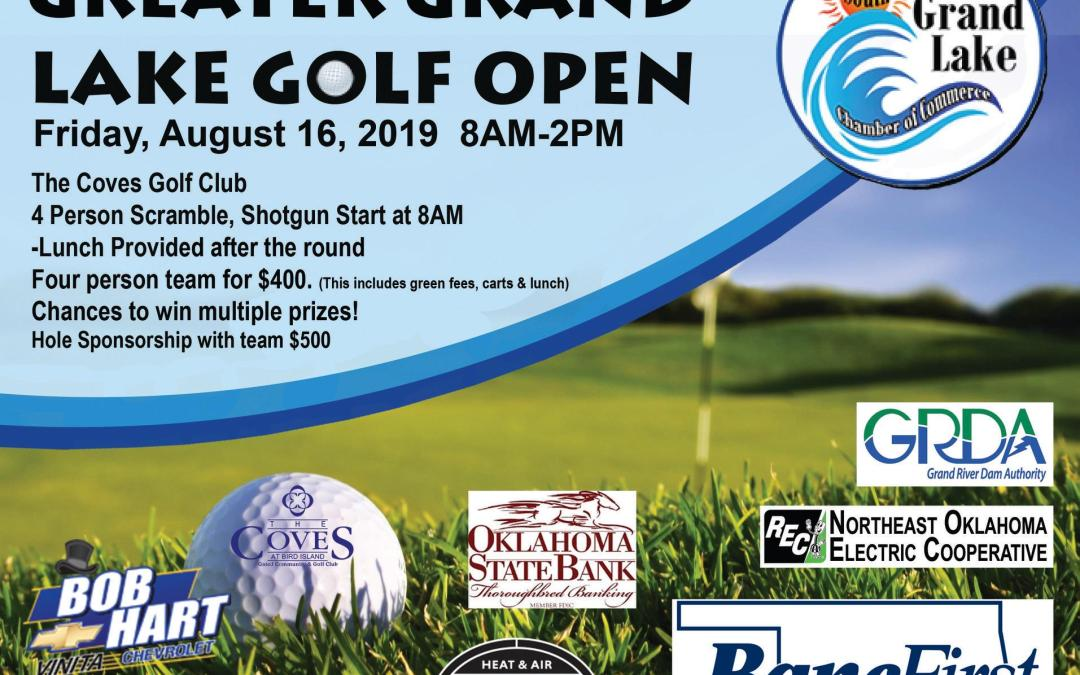 2019 Greater Grand Lake Golf Open