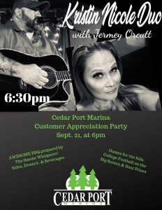 2019 Cedar Port Customer Appreciate Party