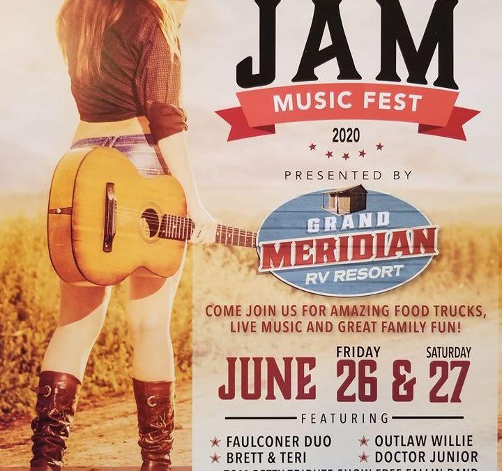 3rd Annual Grand Jam Music Fest