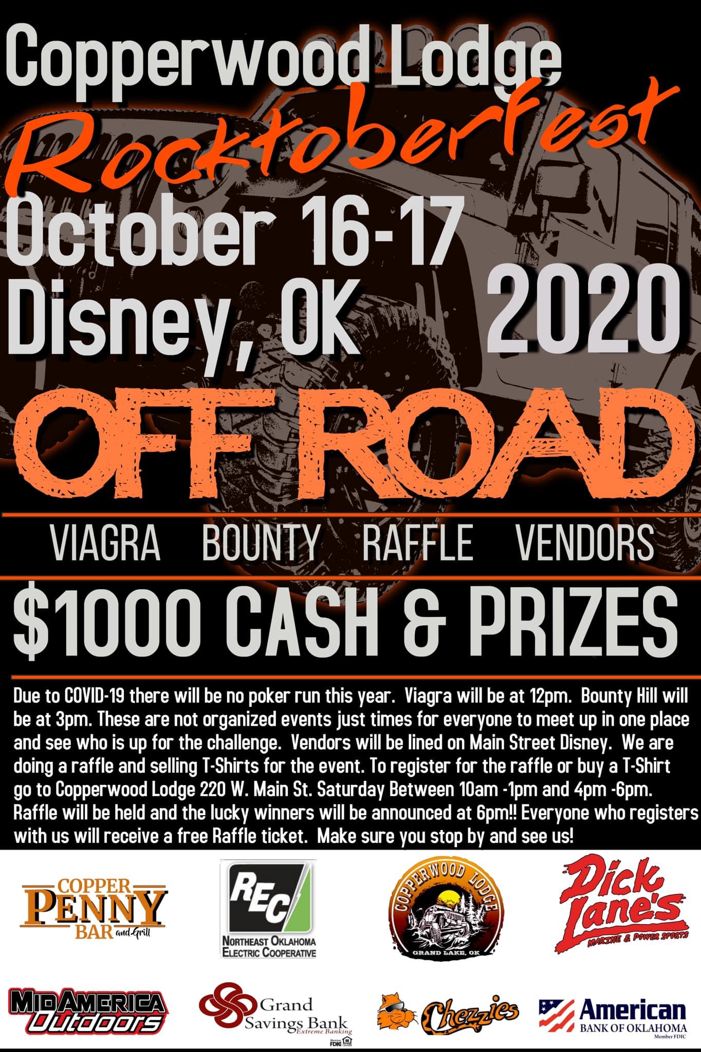2020 Rocktoberfest Disney OK
