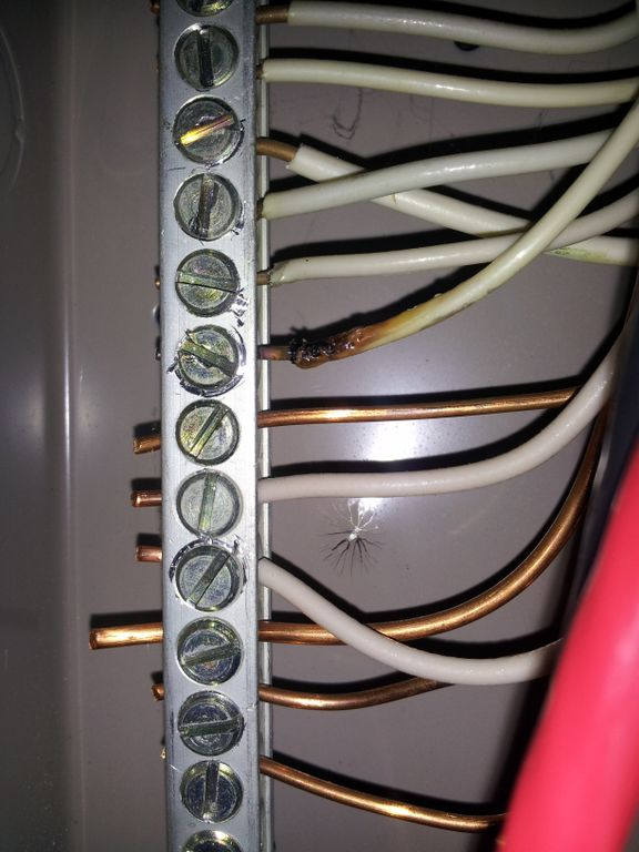 Faulty wiring in boats