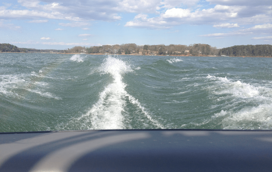 Be Smart, and Safe, With Your Wake Displacement