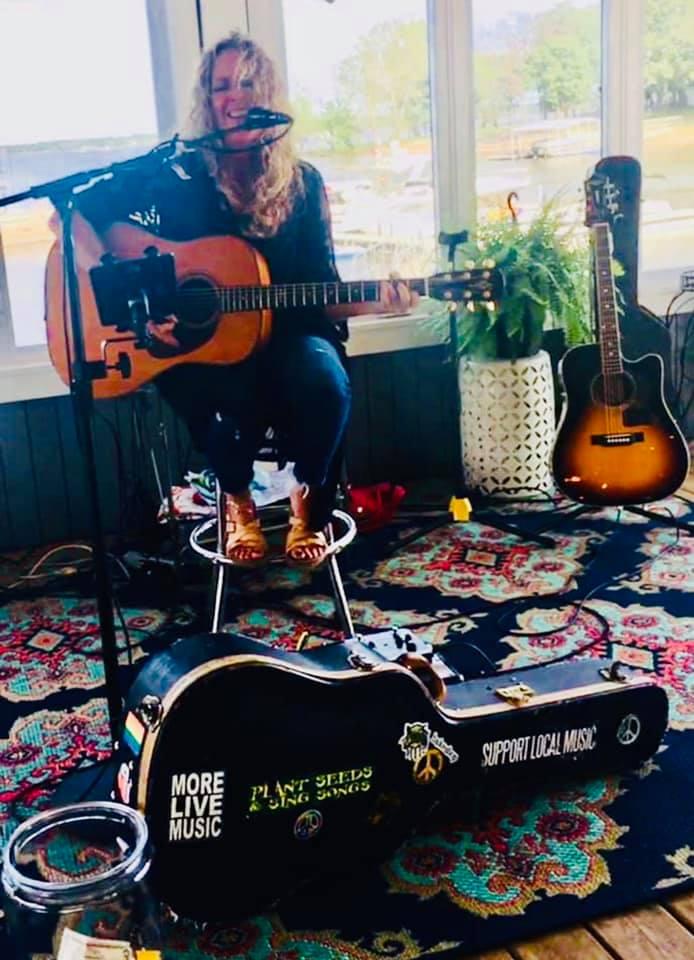 Robbi Bell live at Grand Lake