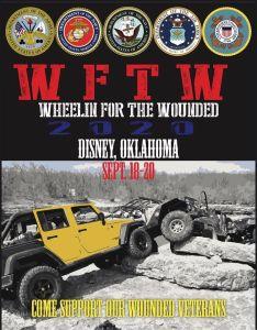 2020 Wheelin for the Wounded Disney OK