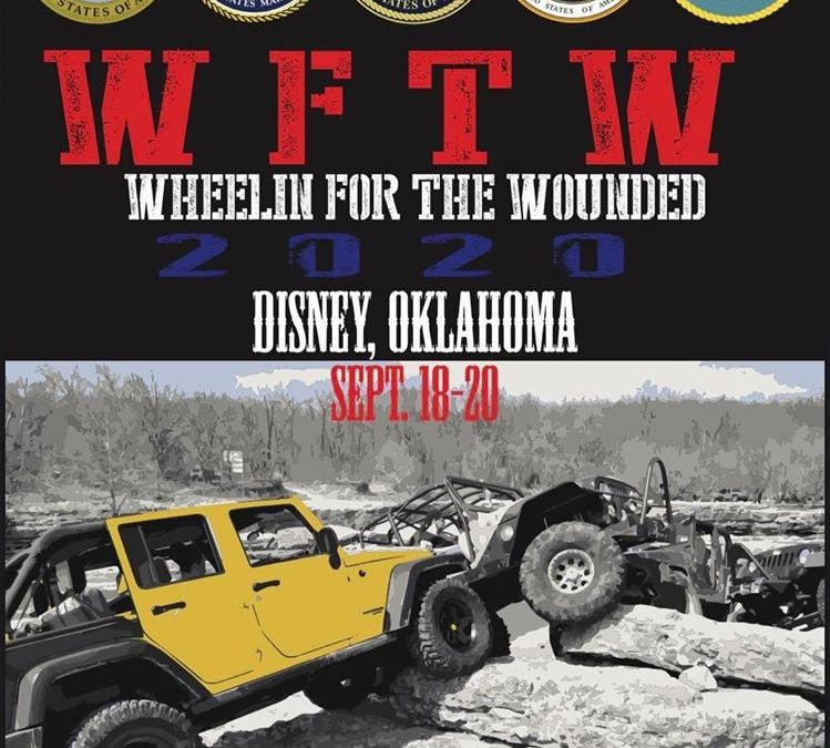 2020 Wheelin for the Wounded