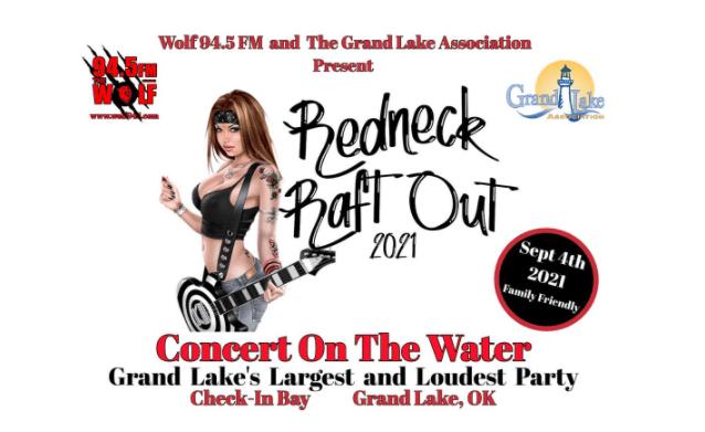 2021 Redneck Raftout at Grand Lake