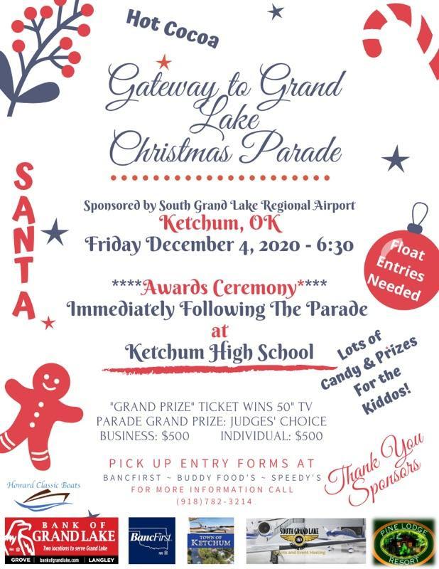 Ketchum Christmas parade