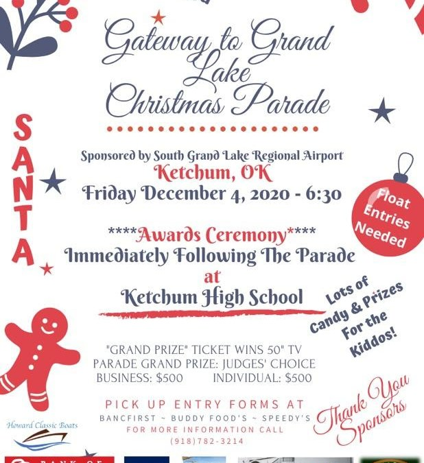Gateway to Grand Lake Christmas Parade