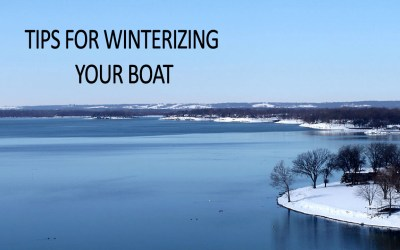 Tips For Winterizing Your Boat From GRDA