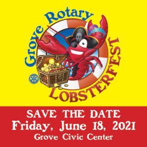 Lobsterfest 2021 Grove OK