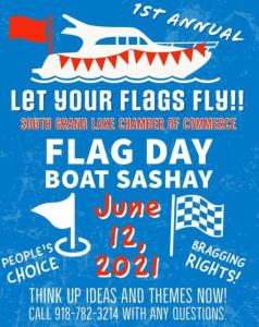 Flag Day Boat Parade