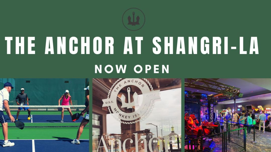 The Anchor at Shangri-La Resort