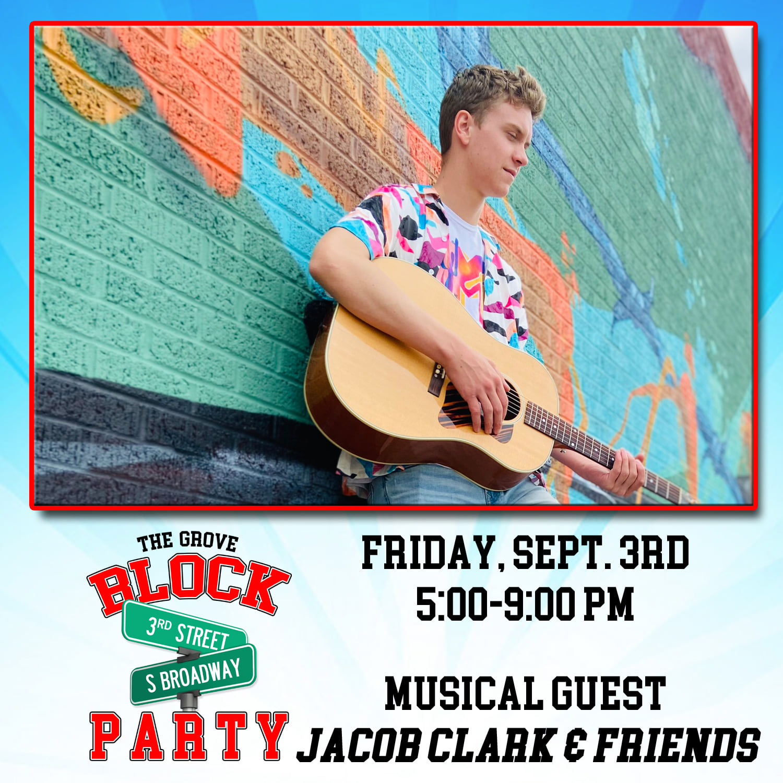 Grove September Block Party