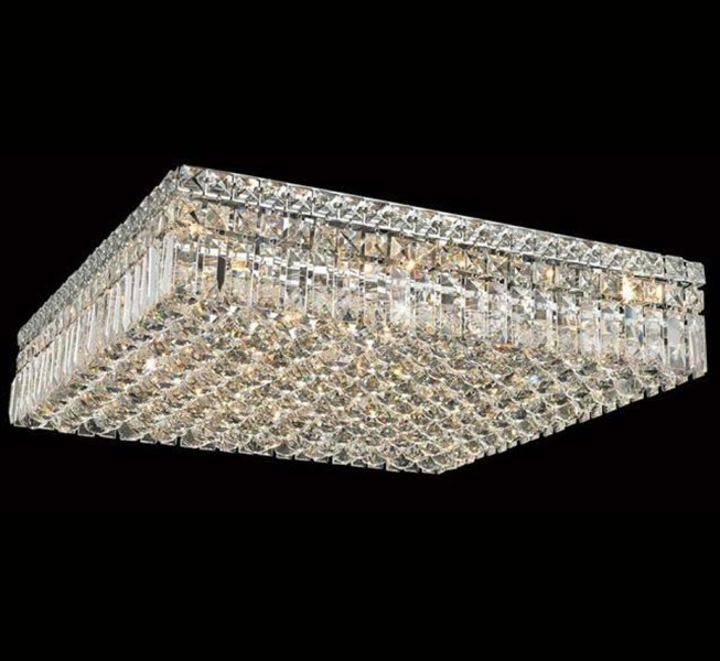 Maxim Collection 24    Dia Extra Large Flush Mount Crystal Ceiling     Maxim Collection 24    Dia Extra Large Flush Mount Crystal Ceiling Light