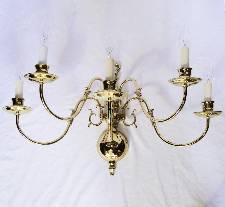 Old Virginia Extra Large Vintage Wall Sconce | Grand Light on Vintage Wall Sconces id=84839