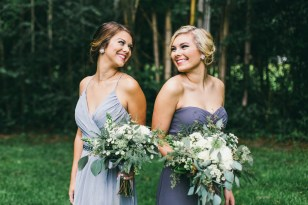 Photography: Amber Phinisee Photography Hair and Makeup: Intensify by Patience Gowns: Alexandra's Formals Flowers: Roy Lamb