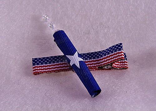 Firecracker Hairclip Flag-Medium (6)