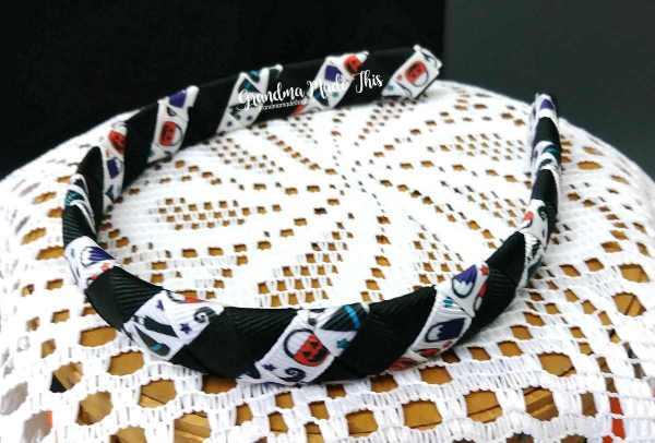 Halloween Child Woven Headband Treat Bags