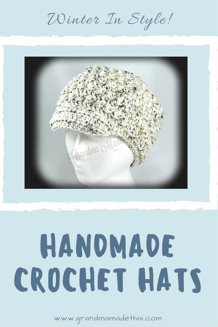 Handmade Crochet Hats