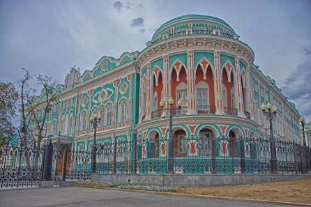 Sevastyanov House