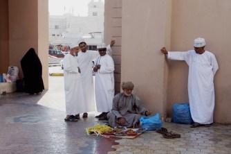 outside the souk