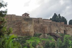 Malaga town
