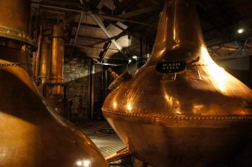 copper vats
