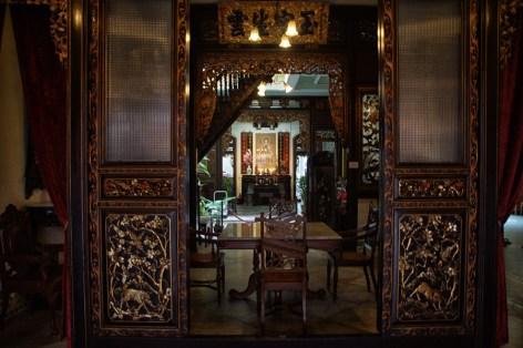 inside PeranakanHeritage centre