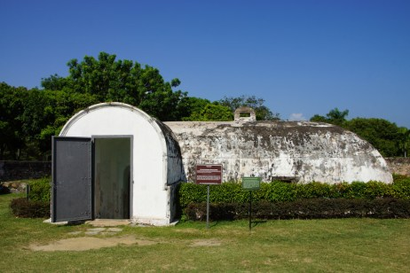gunpowder magazine