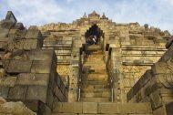 Borobudor steps