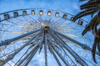 V&A wheel