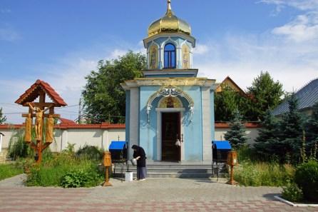 Monastery grounds chisinau