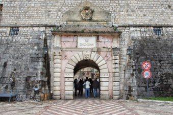 Sea Gate of 1555
