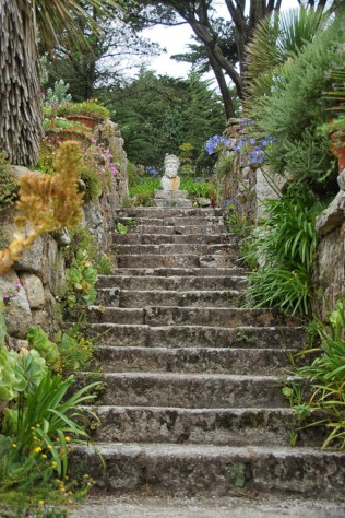 steps at Tresco