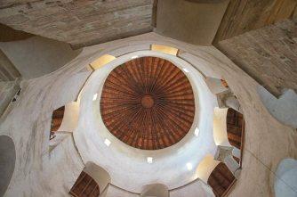 St Donatus roof