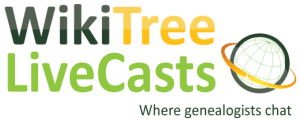 WikiTree LiveCasts