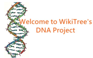 WikiTree's DNA Project Image