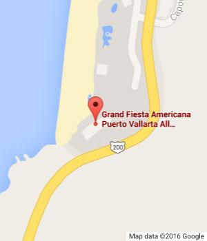 Grand Fiesta Americana Puerto Vallarta