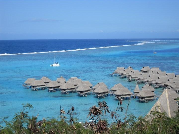 Mo'orea {French Polynesia}