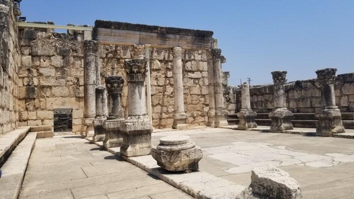 {Israel} Day 4: Mount Arbel National Park, Mount of Be Attitudes, Capernaum, Magdala, & Sea of Galilee