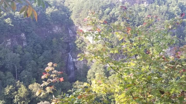 Overlook Trail- Cloudland Canyon State Park {Georgia}