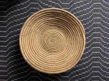 """Large Baskets (12""""-13"""" diameter), $25.00"""