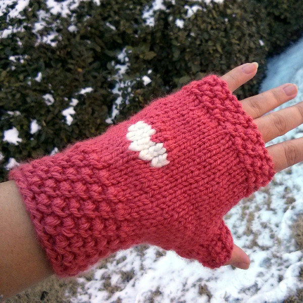 Knitting For Valentines Day Free Patterns Grandmother