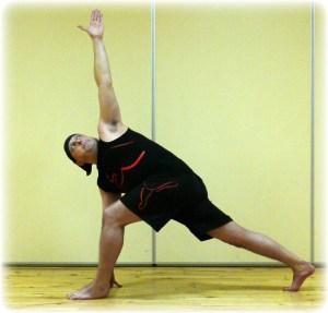 Roger's Yoga in Edinburgh