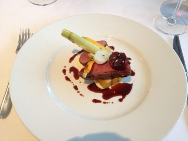 Review of Harvey Nichols Forth Floor Restaurant Edinburgh