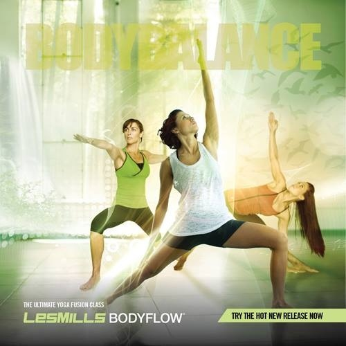 Les Mills Body Balance release 63