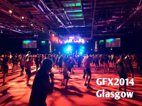 Les Mills GFX2014 Glasgow