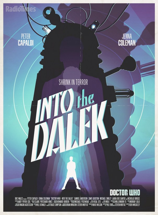 Review of Doctor Who Into The Dalek