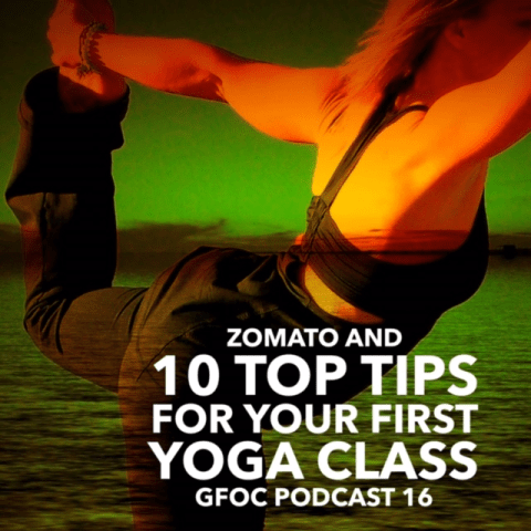 Zomato and 10 Top Tips for Your First Yoga Class