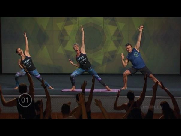 Les Mills Body Balance release 69